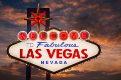 Las-vegas-sign-at-sunset