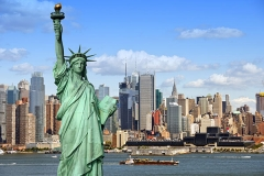 new-york-cityscape,-tourism-concept-photograph-state-of-liberty